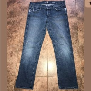 ☕️3️⃣for💲3️⃣0️⃣! 7 For All Mankind Rickie Jeans